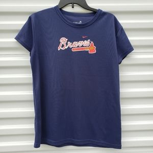 Atlanta Braves baseball team shirt